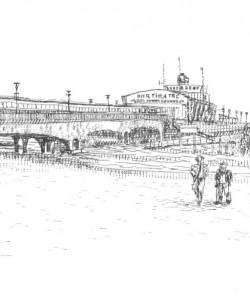 bournemouth pier kiera rathbone