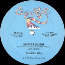Rappers delight album