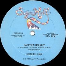 Rappers delight album