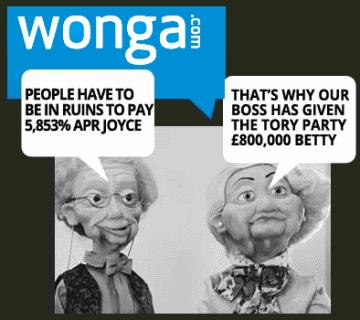 wonga loans obscene