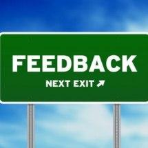 honest feedback