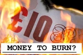 money to burn 1