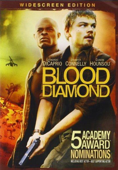 blood diamond leonardo dicaprio