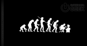 evolution of a writer