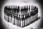 heart bullets ak 47