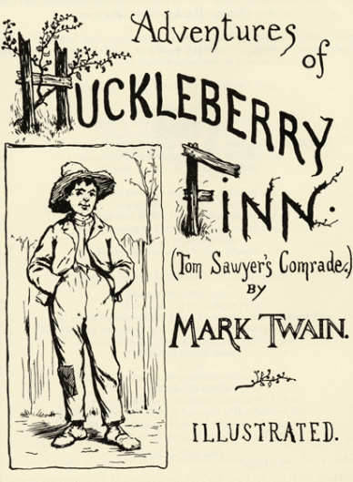 huckleberry finn mark twain