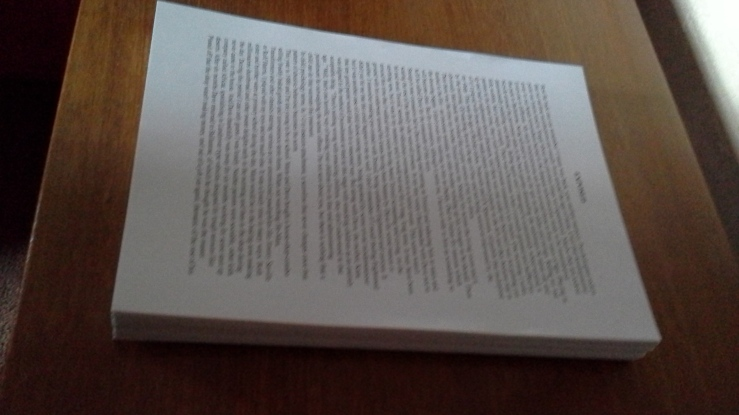 lionaroundwriting manuscript