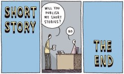 short-story rejection