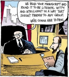 cartoon publishing literary agent