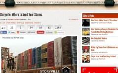 LitReactor short story list