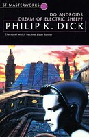 do androids dream of electric sheep pillip k