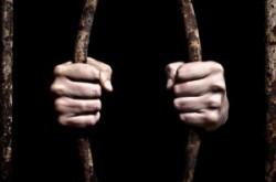 prison bars creativity
