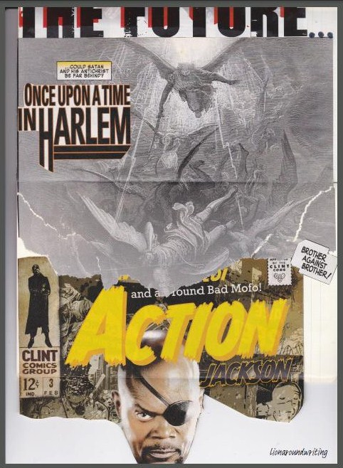 once upon a time in harlem lionaroundwriting