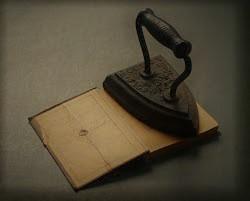 ironing book
